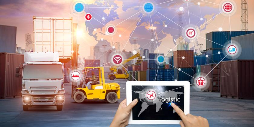 IoT trong hậu cần và vận  tải